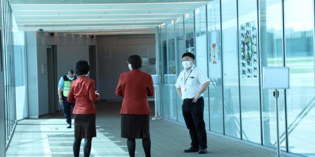 Coronavirus: un premier cas confirme a singapour, selon le straits times[reuters.com]
