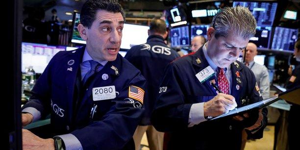 La bourse de new york recule en debut de seance[reuters.com]