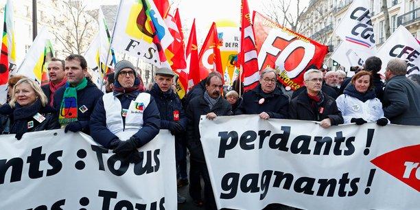 Retraites: la reforme en conseil des ministres, la contestation perdure[reuters.com]