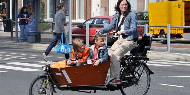 Après le vélo électrique, la région Île-de-France se lance dans le vélo-cargo