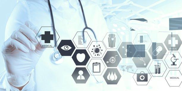 Photo d'illustration. En dix ans, l'idée de la numérisation du dossier médical et d'une approche territoriale du big data est passée d'un projet « considéré comme futuriste » à un potentiel à exploiter.