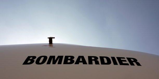 Bombardier se tourne vers alstom et hitachi pour une fusion dans le rail[reuters.com]
