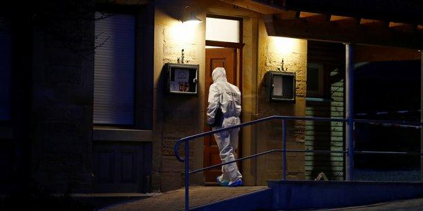 Un homme tue six membres de sa famille dans le sud-ouest de l'allemagne[reuters.com]