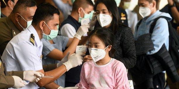 La chine accelere pour tenter de contenir un virus qui se renforce[reuters.com]