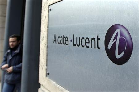 Alcatel-Lucent va supprimer 900 postes en France. (Photo Reuters)