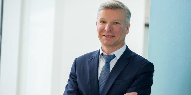 Yann Bubien a été nommé directeur général du CHU de Bordeaux le 1er octobre 2019.
