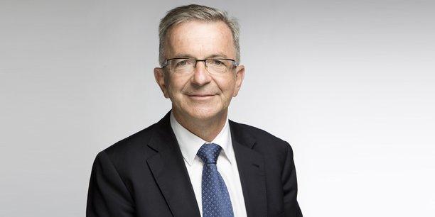 François Bonneau, Président de la Région Centre-Val de Loire.