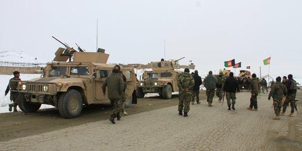 Les taliban afghans disent avoir abattu un avion transportant des militaires americains[reuters.com]