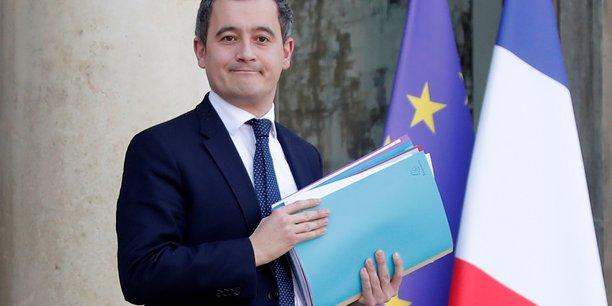 Municipales: darmanin candidat a la mairie de tourcoing[reuters.com]