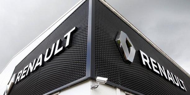 Renault est a suivre a la bourse de paris[reuters.com]