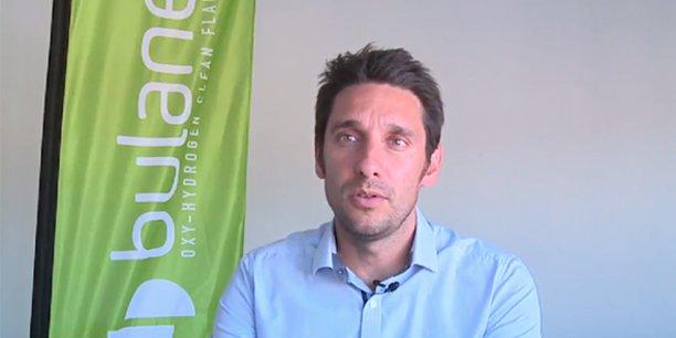 Nicolas Jerez, président de Bulane