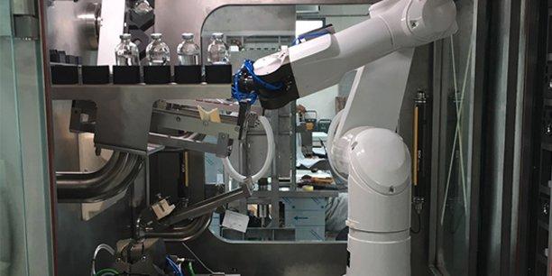 L'ICM installe un nouveau robot dédié aux traitements par chimiothérapie.
