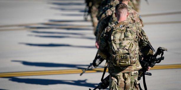 Cinquante soldats us soignes apres les frappes iraniennes en irak[reuters.com]