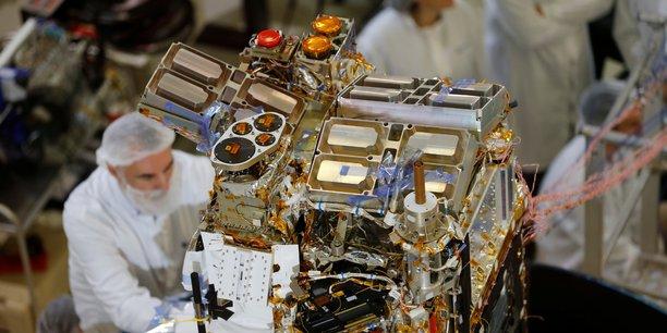 Le satellite taranis a la recherche de la face cachee des orages[reuters.com]