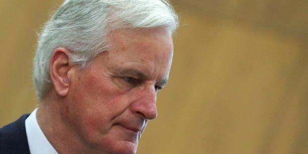 Barnier vise un accord d'association avec londres apres le brexit[reuters.com]