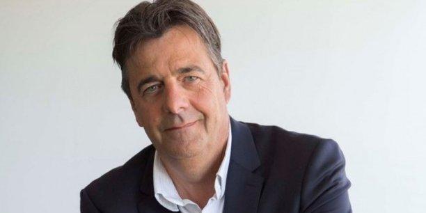Michel Van den Berghe, DG d'Orange Cyberdefense