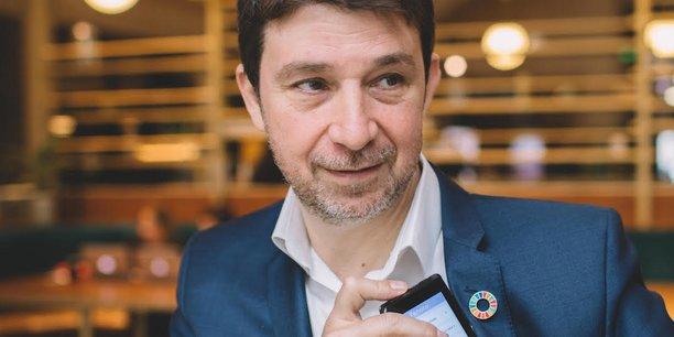 Lionel Baraban, directeur général et cofondateur de Famoco, a cofondé l'entreprise en 2010 aux côtés de Nicolas Berbigier.