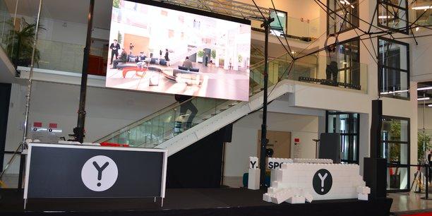 Le nouveau centre d'innovation collaborative Y.Spot, inauguré ce vendredi par le CEA Grenoble, vise à regrouper en un même lieu dès un large spectre de partenaires, issus de cultures différentes, vers un objectif commun, qui demeure le développement de technologies de rupture.