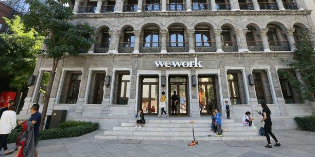 Avec son nouveau patron, WeWork espère sortir de la spirale infernale