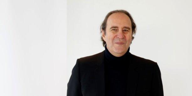 Xavier Niel, le fondateur et propriétaire d'Iliad.