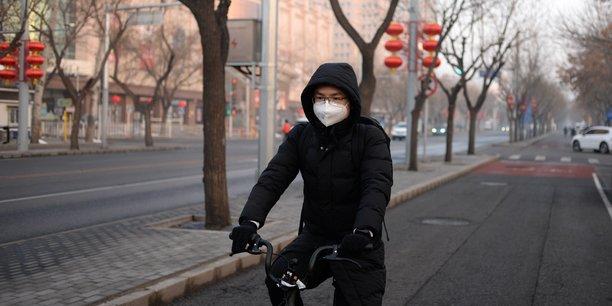 """Coronavirus : """"La Chine est en état de guerre sanitaire"""""""