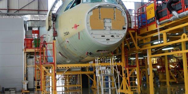 L'usine d'assemblage d'Airbus à Tianjin a rouvert partiellement