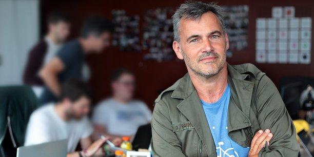 Gilles Raymond est le PDG de l'application de messagerie instantanée Done, officiellement lancée ce 13 février 2020.