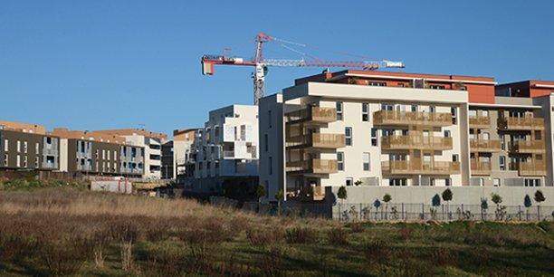 Le quartier des Grisettes, à Montpellier.