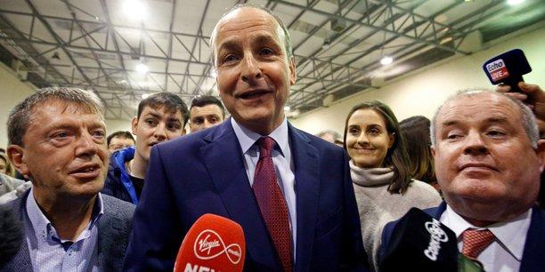 Irlande: le fianna fail exclut toute discussion avec le sinn fein[reuters.com]