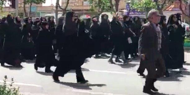 Iran: « L'ennemi est ici, mais on nous dit que c'est l'Amérique »