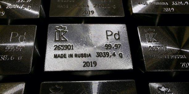 Rhodium et palladium : une crise des métaux liée à la crise de la voiture