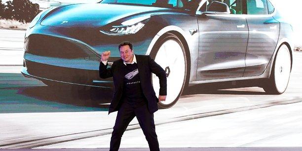 Pourquoi Tesla repousse aussi les limites en Bourse