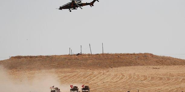 Un helicoptere des forces syriennes abattu pres d'alep[reuters.com]