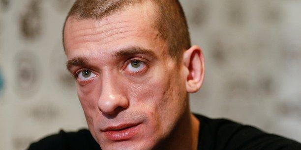 L'artiste russe qui a pousse griveaux a la demission interpelle[reuters.com]