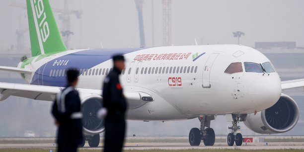 Les etats-unis pensent a bloquer les ventes de moteurs d'avions vers la chine[reuters.com]