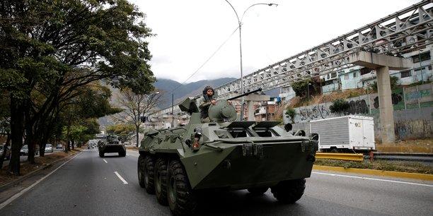 Venezuela: exercices militaires voulus par maduro comme une demonstration de force[reuters.com]