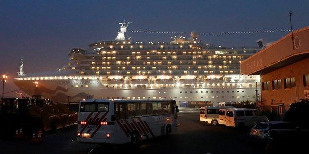 Coronavirus: 70 cas supplementaires sur le bateau de croisiere au japon[reuters.com]