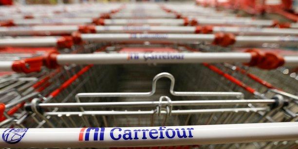 Carrefour reprend 30 magasins du distributeur makro au bresil[reuters.com]