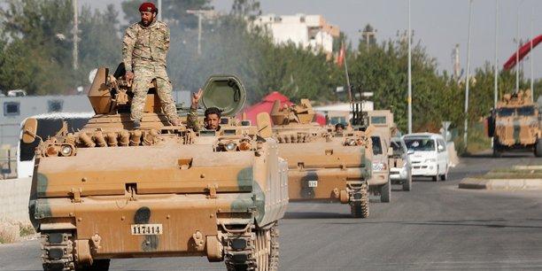 Les forces syriennes prennent une grande partie de la province d'alep[reuters.com]