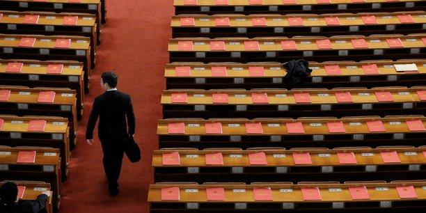Le parlement chinois envisage de reporter sa session annuelle[reuters.com]