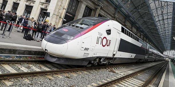 LGV : 42 % de voyageurs en plus entre la Nouvelle-Aquitaine et l'Ile-de-France