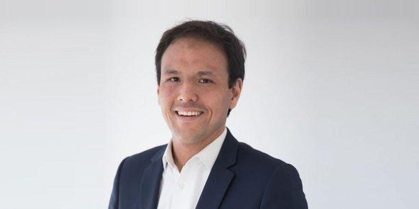 Le secrétaired'Etatau Numérique, Cédric O.