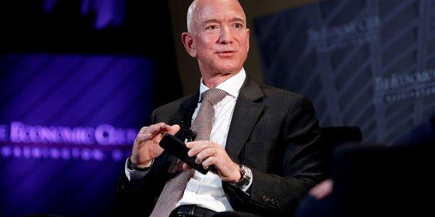 Le pdg d'amazon promet 10 milliards de dollars pour le climat[reuters.com]