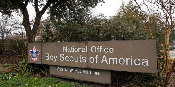 Rattrapes par des affaires d'abus sexuel, les scouts d'amerique en depot de bilan[reuters.com]