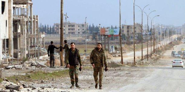 Pres de 300 civils tues et des hopitaux touches en syrie, selon l'onu[reuters.com]
