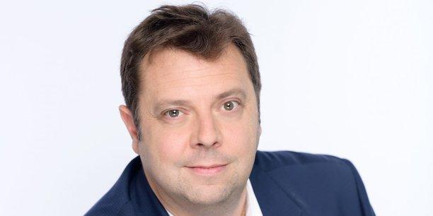 Eneric Lopez est le directeur intelligence artificielle et développeurs de Microsoft en France.