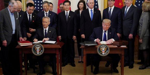 Trump rejette l'idee de limiter les ventes de pieces d'avions vers la chine[reuters.com]
