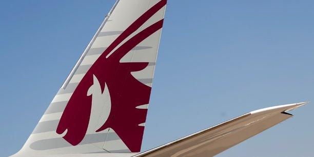 Qatar airways porte sa participation dans iag a plus de 25%[reuters.com]