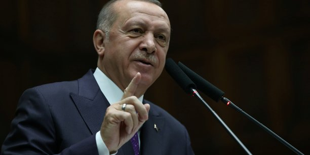 Une intervention turque a idlib n'est plus qu'une question de temps, selon erdogan[reuters.com]