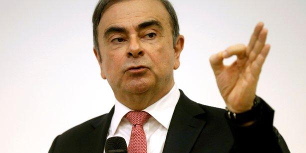 Affaire ghosn: ouverture d'une information judiciaire en france[reuters.com]